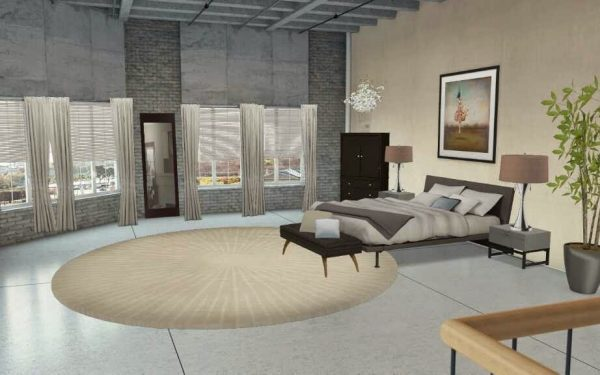 bedroom decorating ideas and designs Remodels Photos Dolce Designs Tampa Florida United States transitional-bedroom-002