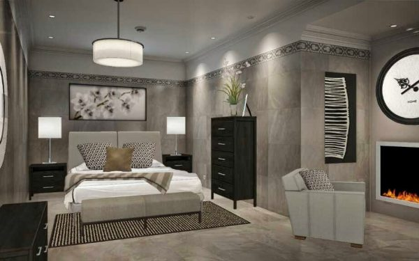 bedroom decorating ideas and designs Remodels Photos Dolce Designs Tampa Florida United States transitional-bedroom