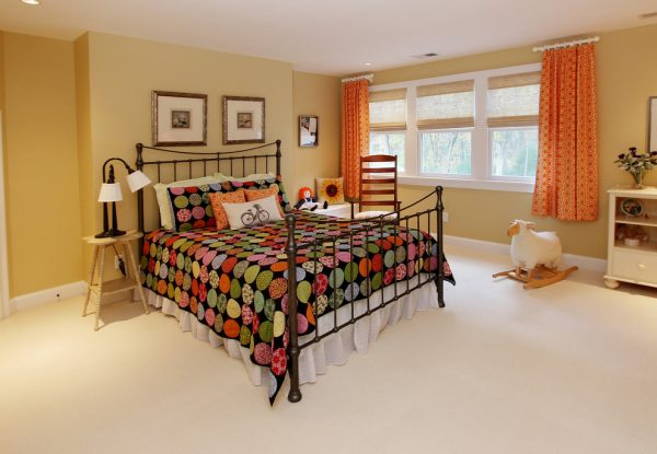 bedroom decorating ideas and designs Remodels Photos Done in a Day Decorating Marlborough Massachusetts United States traditional-bedroom-002