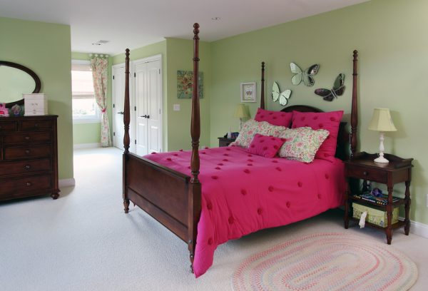 bedroom decorating ideas and designs Remodels Photos Done in a Day Decorating Marlborough Massachusetts United States traditional-bedroom-006