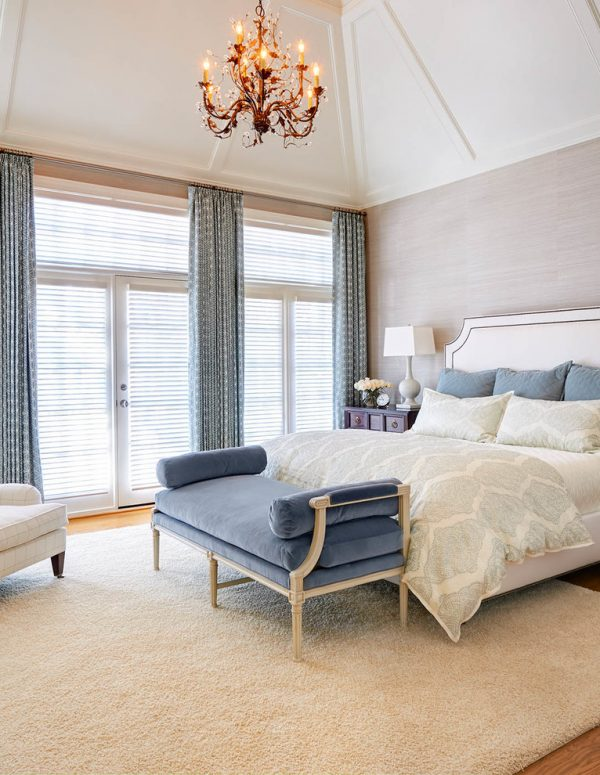 bedroom decorating ideas and designs Remodels Photos Driggs Designs Wake Forest North Carolina United States transitional-bedroom-001