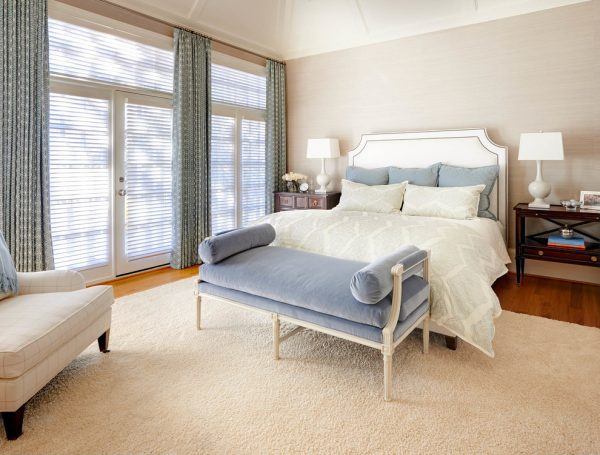bedroom decorating ideas and designs Remodels Photos Driggs Designs Wake Forest North Carolina United States transitional-bedroom
