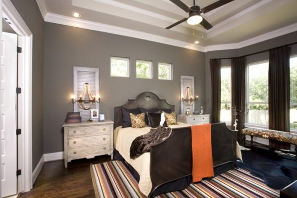 bedroom decorating ideas and designs Remodels Photos Dy Lynne Décor, Inc. San Antonio Texas United States industrial-bedroom