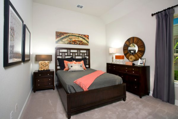 bedroom decorating ideas and designs Remodels Photos Dy Lynne Décor, Inc. San Antonio Texas United States modern-bedroom-001
