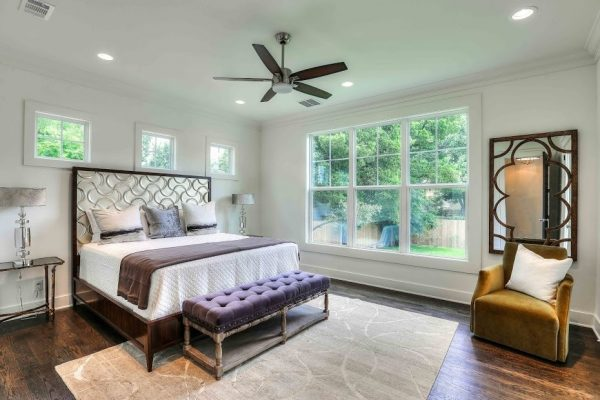 bedroom decorating ideas and designs Remodels Photos Dy Lynne Décor, Inc. San Antonio Texas United States transitional-bedroom-003