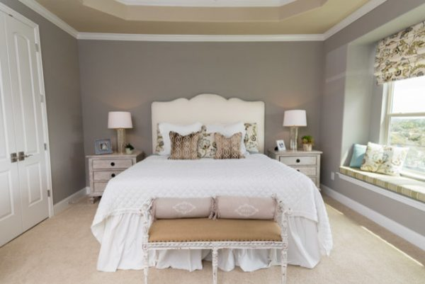 bedroom decorating ideas and designs Remodels Photos Dy Lynne Décor, Inc. San Antonio Texas United States transitional-bedroom-004