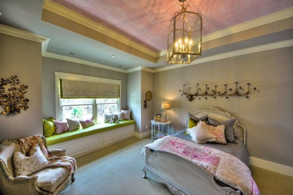 bedroom decorating ideas and designs Remodels Photos Dy Lynne Décor, Inc. San Antonio Texas United States transitional-bedroom-005
