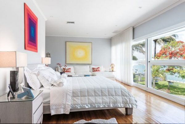 bedroom decorating ideas and designs Remodels Photos Eclipse Designs Inc. by Rhona Chartouni Key Biscayne Florida contemporary-bedroom
