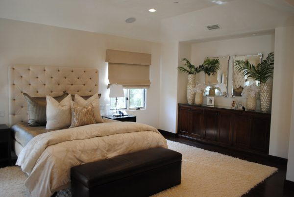 bedroom decorating ideas and designs Remodels Photos Eden LA Furniture and Interiors Manhattan Beach California contemporary-bedroom-002