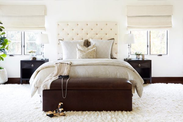 bedroom decorating ideas and designs Remodels Photos Eden LA Furniture and Interiors Manhattan Beach California transitional-bedroom-001