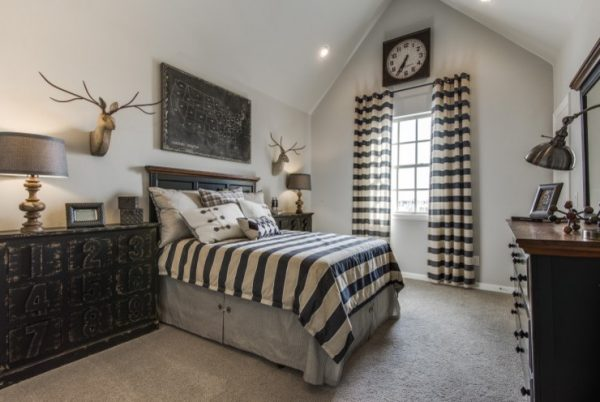 bedroom decorating ideas and designs Remodels Photos Elements of Design Colleyville Texas United States transitional-bedroom-001