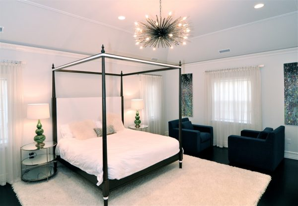 bedroom decorating ideas and designs Remodels Photos Emilia Inc. Fair Haven New Jersey United States modern-bedroom