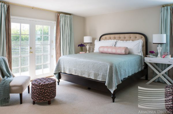 bedroom decorating ideas and designs Remodels Photos Emily Ruddo Los Angeles California United States transitional-bedroom-003