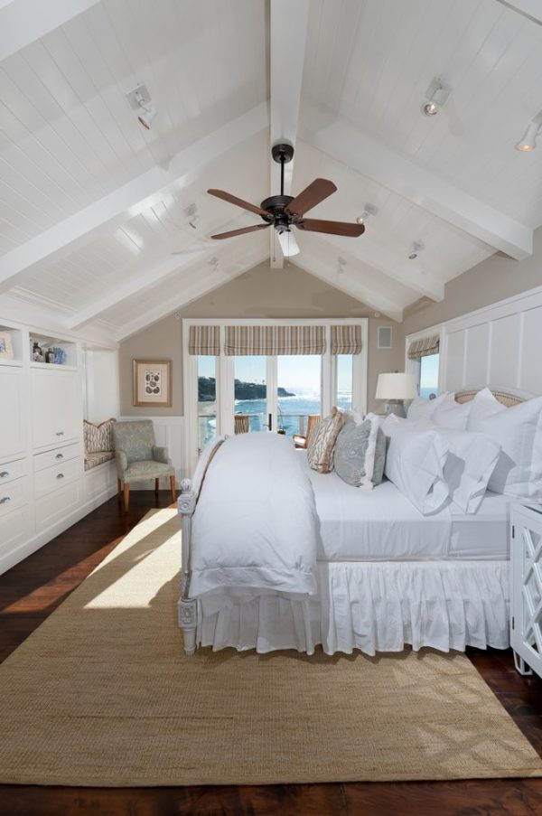 bedroom decorating ideas and designs Remodels Photos Erica Bryen Design Newport Beach California United States beach-style-bedroom-005