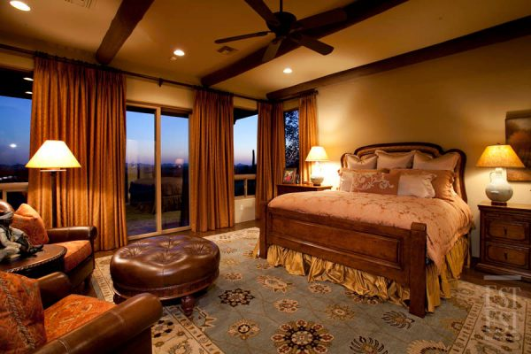 bedroom decorating ideas and designs Remodels Photos Est Est, Inc. Scottsdale Arizona United States mediterranean-bedroom-012