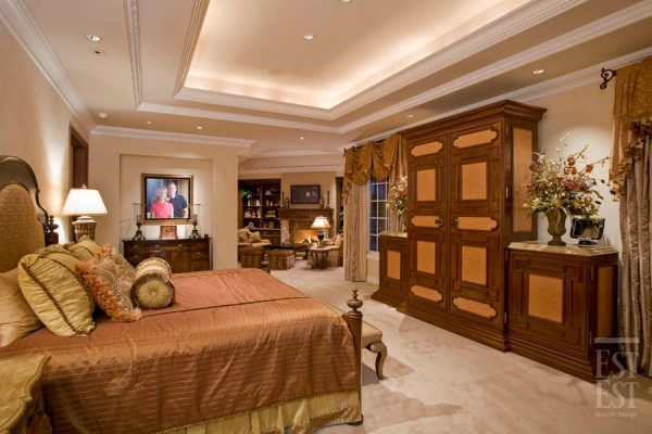 bedroom decorating ideas and designs Remodels Photos Est Est, Inc. Scottsdale Arizona United States traditional-bedroom-003