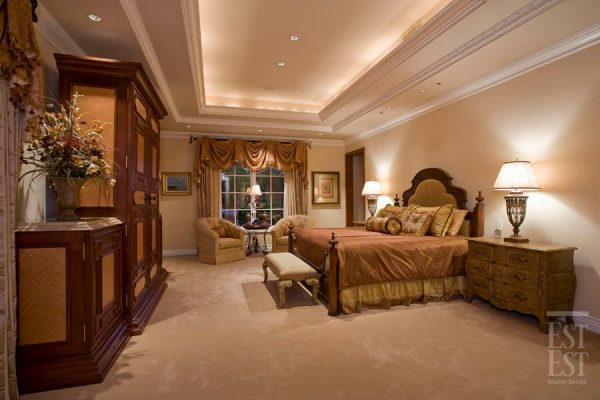 bedroom decorating ideas and designs Remodels Photos Est Est, Inc. Scottsdale Arizona United States traditional-bedroom-005