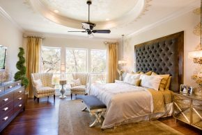 Bedroom Decorating and Designs by Finishing Touches Interior Design - San Antonio, Texas, United States
