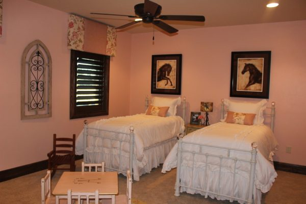 bedroom decorating ideas and designs Remodels Photos Finishing Touches Interior Design San Antonio Texas United States traditional-kids