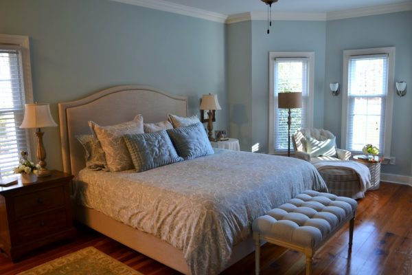 bedroom decorating ideas and designs Remodels Photos Form & Function Raleigh North Carolina United States farmhouse-bedroom