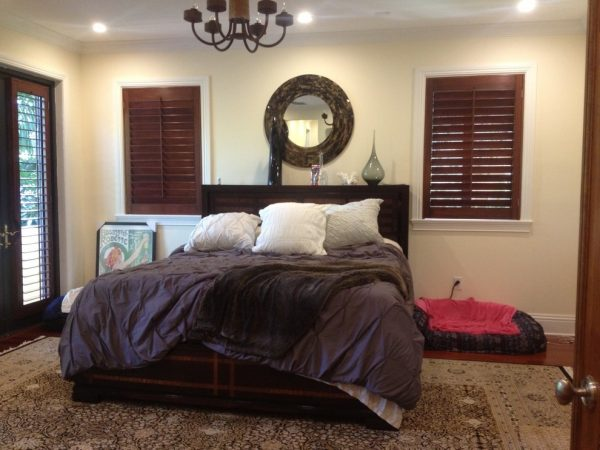 bedroom decorating ideas and designs Remodels Photos Frances Herrera Interior Design Fort Lauderdale Floridamediterranean