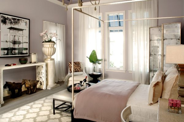 bedroom decorating ideas and designs Remodels Photos Frances Herrera Interior Design Fort Lauderdale Floridatropical-bedroom