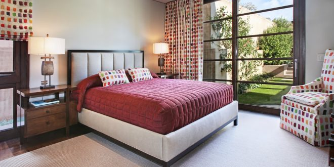 bedroom decorating ideas and designs Remodels Photos GARY FINLEY, ASID Laguna Beach California United States contemporary-bedroom
