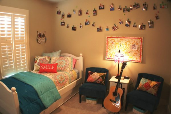 bedroom decorating ideas and designs Remodels Photos G&G Interior Design Birmingham Alabama United States eclectic-bedroom-001