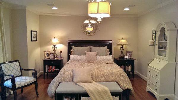 bedroom decorating ideas and designs Remodels Photos G&G Interior Design Birmingham Alabama United States transitional-bedroom-002