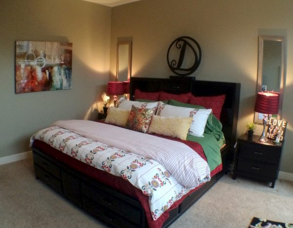 bedroom decorating ideas and designs Remodels Photos Gina McMurtrey Interiors Willard  Missouri United States transitional-bedroom