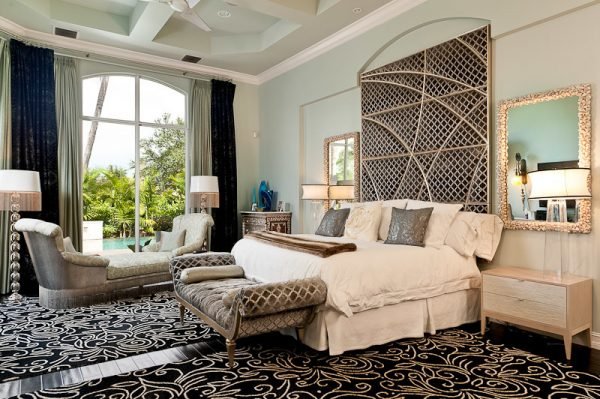 bedroom decorating ideas and designs Remodels Photos Greeson & Fast Design Asheville North Carolina United States contemporary-bedroom
