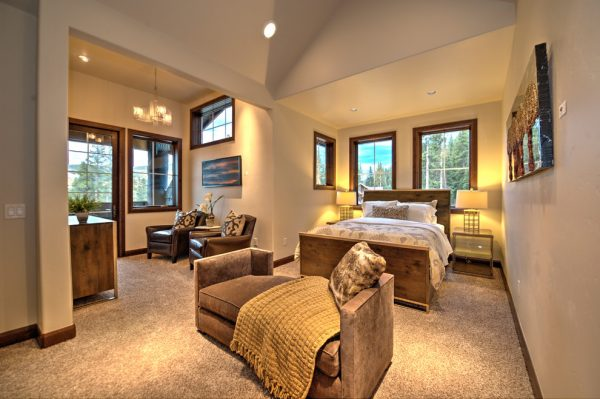 bedroom decorating ideas and designs Remodels Photos Harmony Interiors Frisco Colorado United States contemporary-bedroom-012