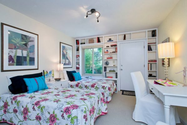 bedroom decorating ideas and designs Remodels Photos Heather Cleveland Design Oakland California United States eclectic-bedroom