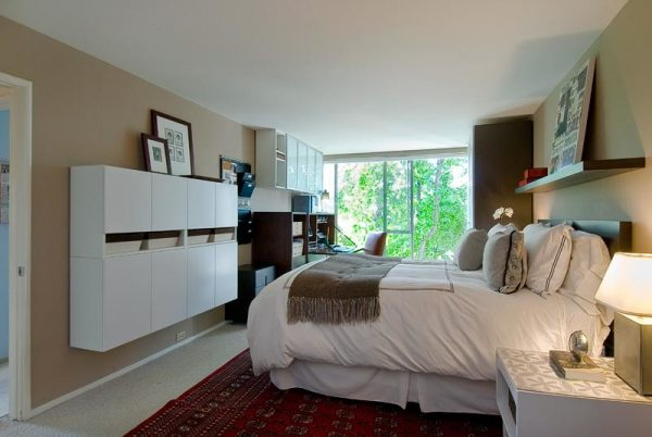 bedroom decorating ideas and designs Remodels Photos Heather Cleveland Design Oakland California United States traditional-bedroom-004