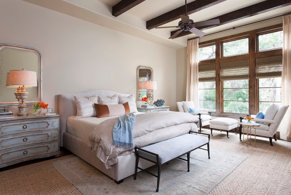 bedroom decorating ideas and designs Remodels Photos Heather Scott Home & Design Austin Texas United States transitional-bedroom-001