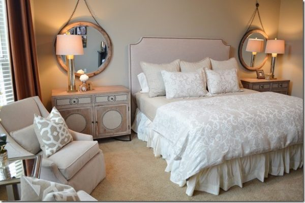 bedroom decorating ideas and designs Remodels Photos Heather Scott Home & Design Austin Texas United States transitional-bedroom-005