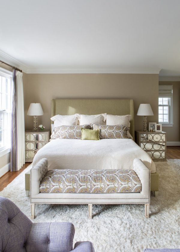 bedroom decorating ideas and designs Remodels Photos Homegrown Decor, LLC Bethesda Maryland United States transitional-bedroom-001