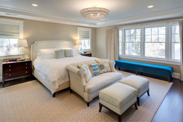 bedroom decorating ideas and designs Remodels Photos Homegrown Decor, LLC Bethesda Maryland United States transitional-bedroom