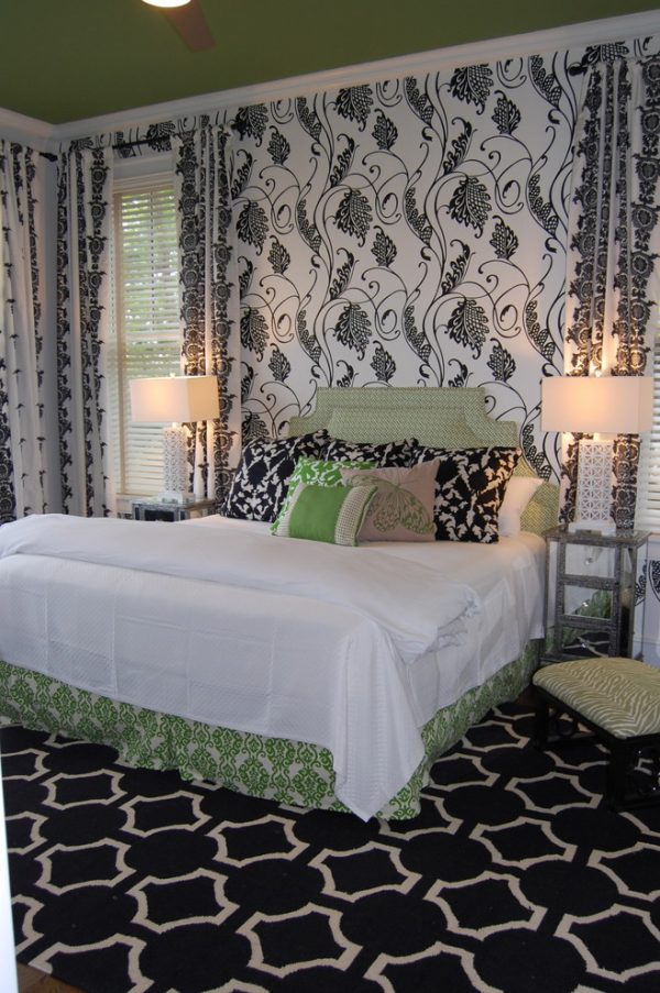 bedroom decorating ideas and designs Remodels Photos Hooper Patterson Interior Design Wilmington North Carolina transitional-bedroom-002