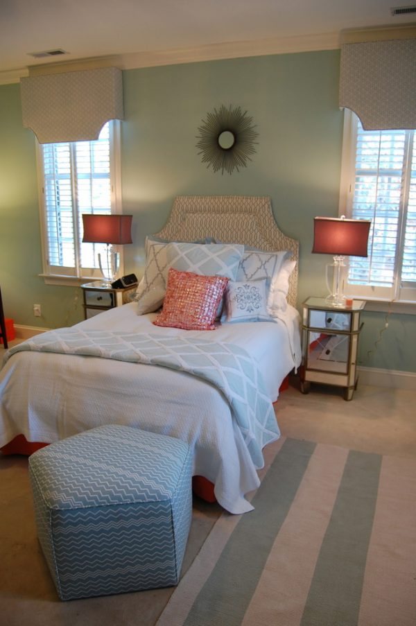 bedroom decorating ideas and designs Remodels Photos Hooper Patterson Interior Design Wilmington North Carolina transitional-bedroom-003