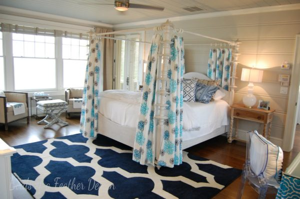 bedroom decorating ideas and designs Remodels Photos Hooper Patterson Interior Design Wilmington North Carolina transitional-bedroom
