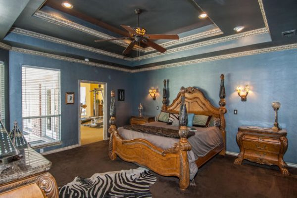 bedroom decorating ideas and designs Remodels Photos House of Holland - TX Southlake Texas United States eclectic-bedroom