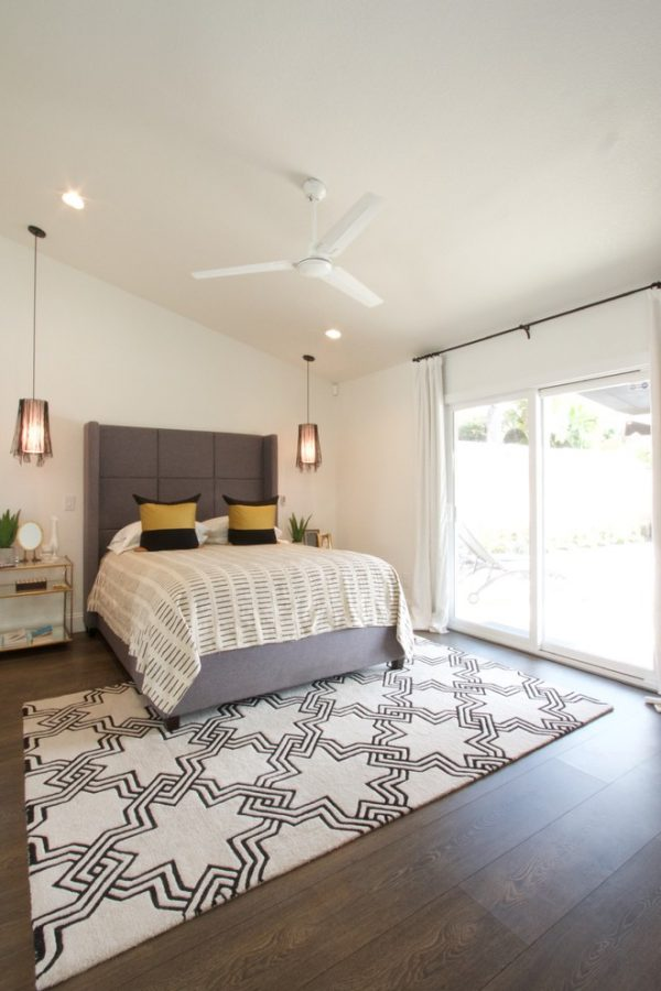 bedroom decorating ideas and designs Remodels Photos Houseometry Carlsbad California United States modern-bedroom-001