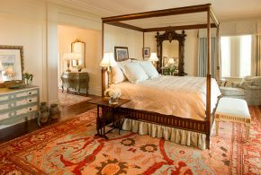 Bedroom Decorating and Designs by Hughes Design Associates - Sarasota, Florida, United States