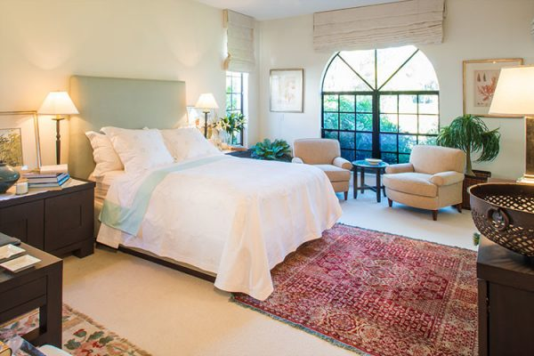bedroom decorating ideas and designs Remodels Photos Hughes Design Associates Sarasota Florida United States contemporary