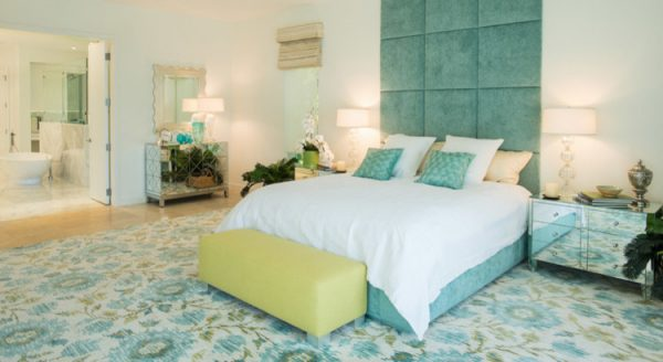 bedroom decorating ideas and designs Remodels Photos Hughes Design Associates Sarasota Florida United States contemporary-bedroom-002