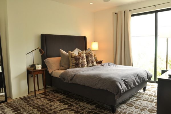 bedroom decorating ideas and designs Remodels Photos Ian Stallings San Francisco California United States contemporary-bedroom-001
