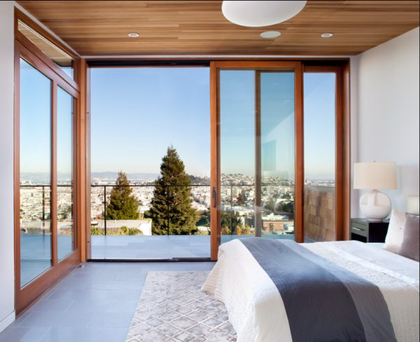 bedroom decorating ideas and designs Remodels Photos Ian Stallings San Francisco California United States contemporary-bedroom-004