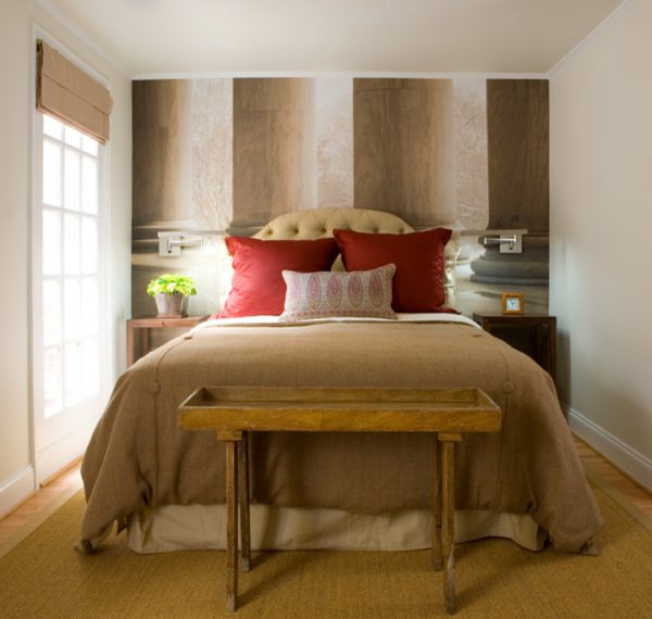 bedroom decorating ideas and designs Remodels Photos InDesign Lori Ludwick Alexandria Virginia United States contemporary-bedroom