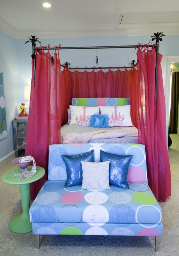 bedroom decorating ideas and designs Remodels Photos InDesign Lori Ludwick Alexandria Virginia United States contemporary-kids